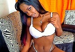 Sexy black girls on webcam masturbate for you